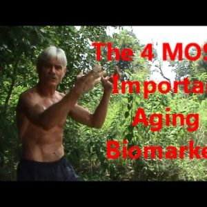 The 4 MOST Important Aging Biomarkers