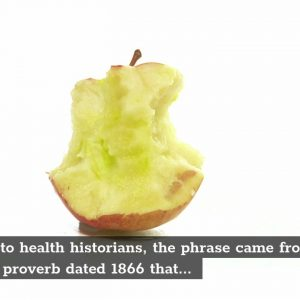 An Apple At Night Puts The Doctor On Welfare