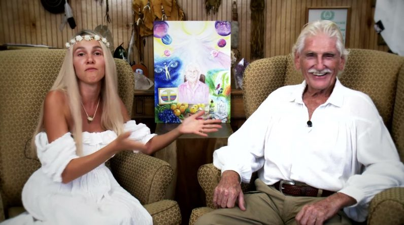 Dr Morse and Magdalena White Interview
